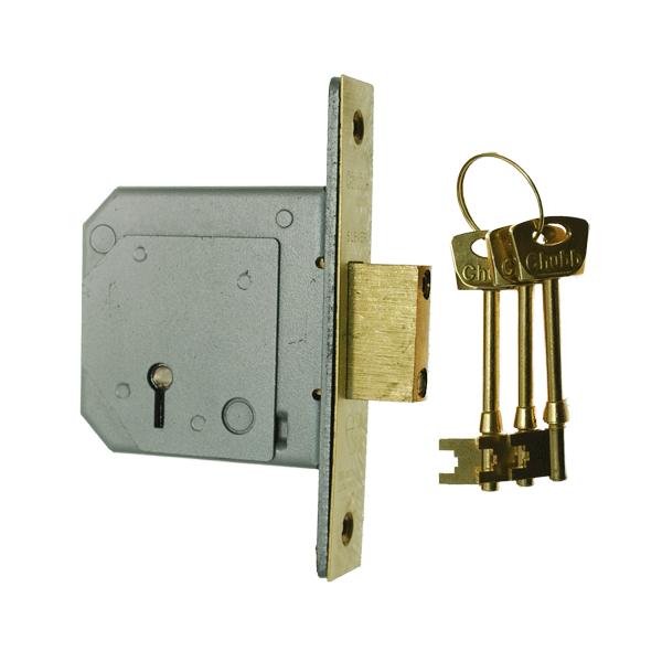 British Standard Locks