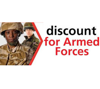 HM Forces Discount – Locksmith Southampton